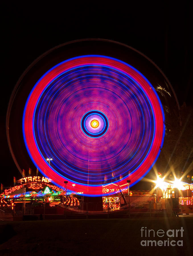 Photograph Photograph - Carnival Hypnosis by James BO  Insogna