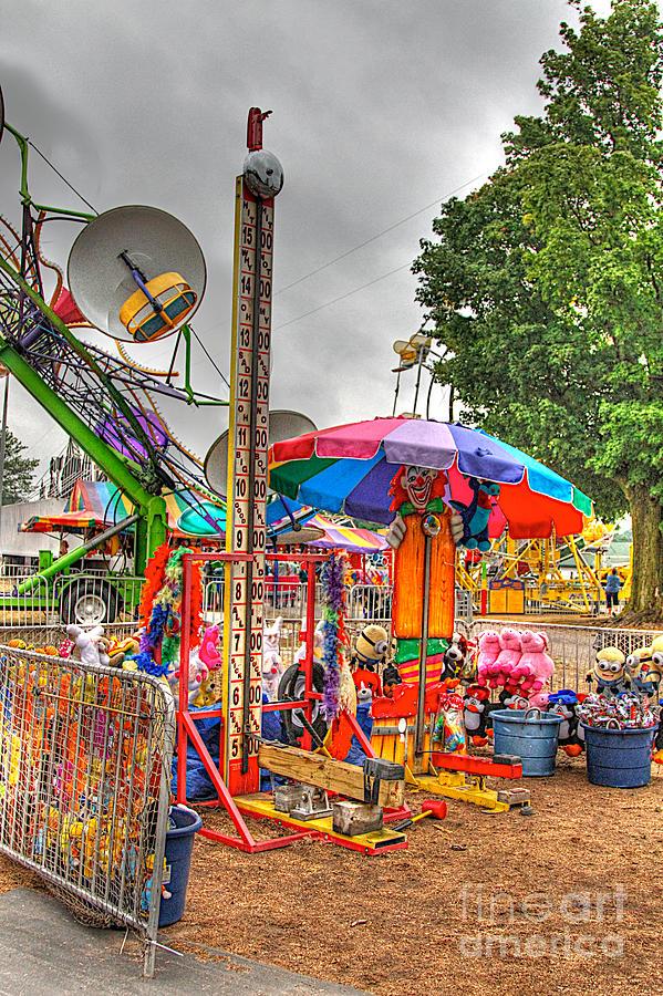 Fair Photograph - Carnival Life 2 by Robert Pearson