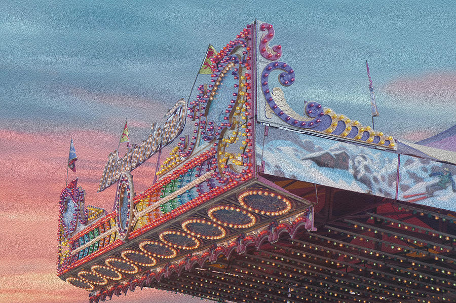 Fair Photograph - Carnival by Art Spectrum