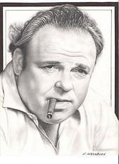 Portraits Drawing - Carol Oconner by Cliff Washburn