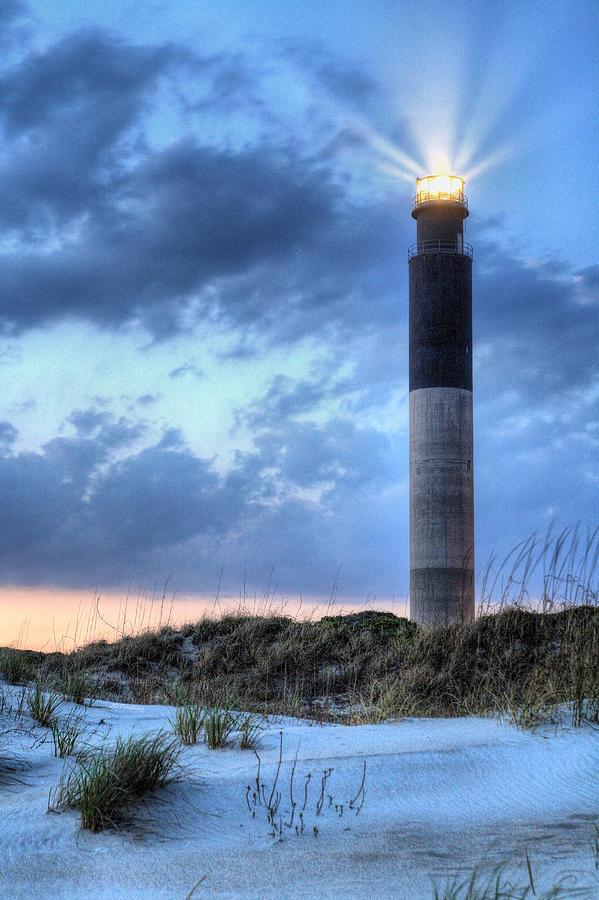 Oak Island Photograph - Carolina Perfect by JC Findley