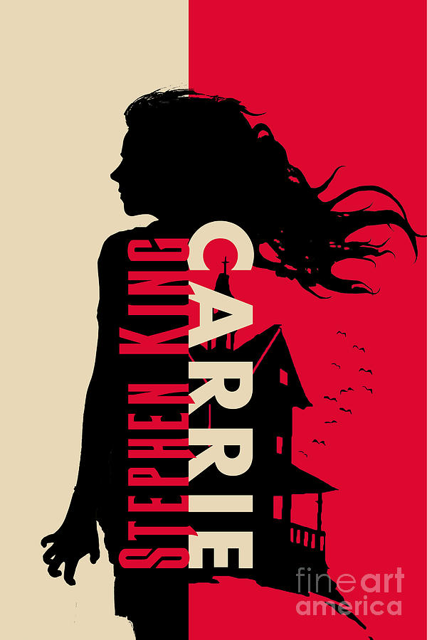 a comparison of the movie and the novel carrie by stephen king Hey guys, here is my review of carrie by stephen king i meant to film and post this before the new movie hit theaters but that didn't happen so better late.