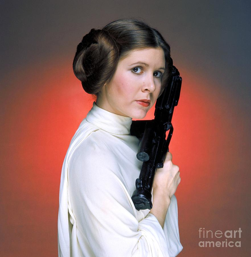 Not carrie fisher princess leia star wars join