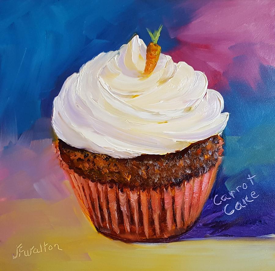 Carrot Cake by Judy Fischer Walton