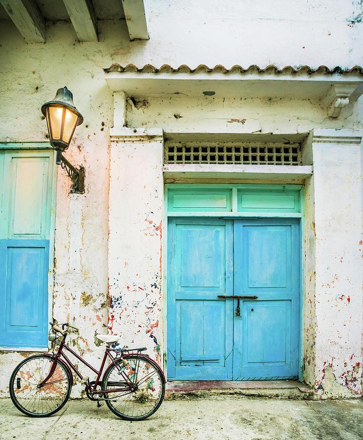 Cartagena Colonial Photograph