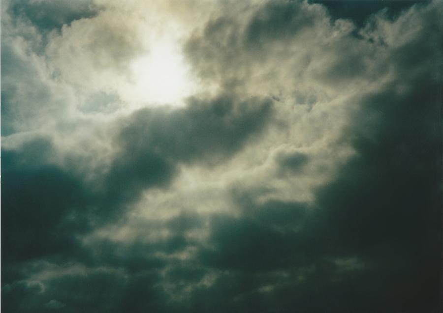 Sky Photograph - Carthage Missouri by Gene Linder