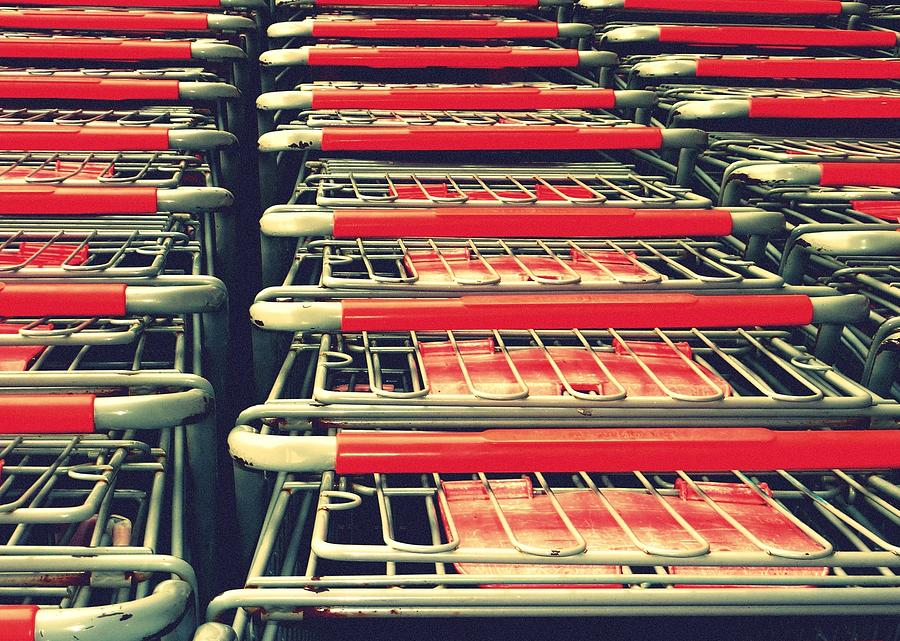 Carts by Gia Marie Houck