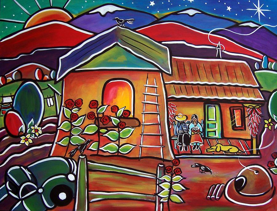 Casa de Abeulos by Jan Oliver-Schultz