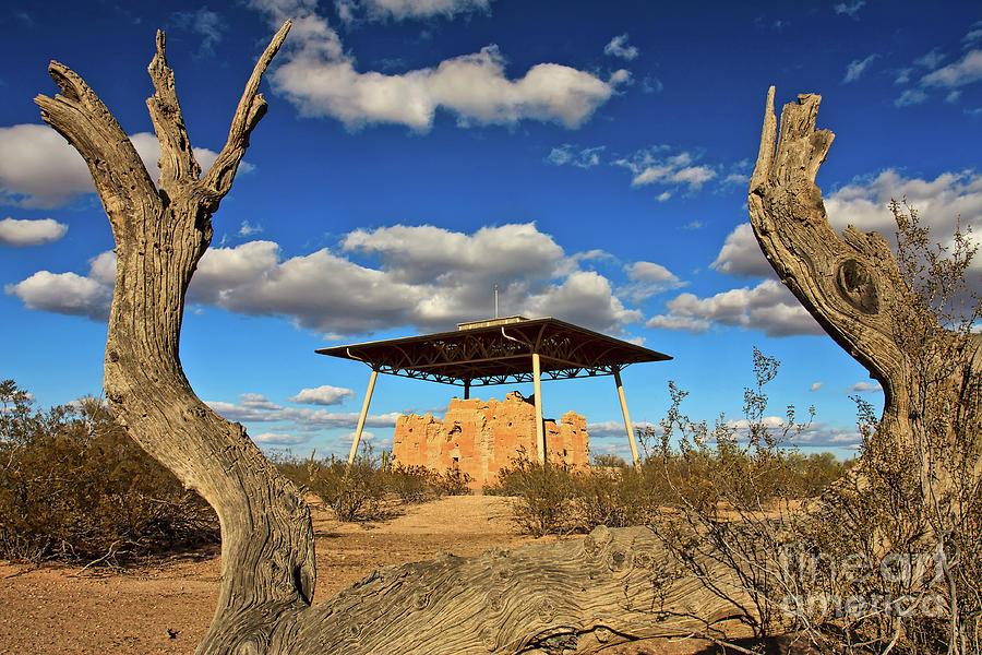 Casa Grande Ruins National Monument by Sam Antonio Photography