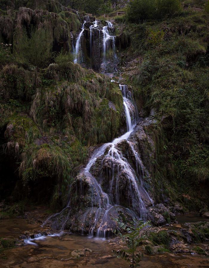 Waterfall Photograph - Cascade De Baume-les-messieurs  by Wim Slootweg