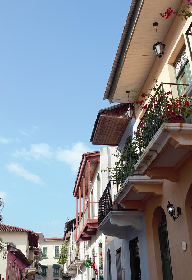 Casco Balconies by Magda Levin-Gutierrez