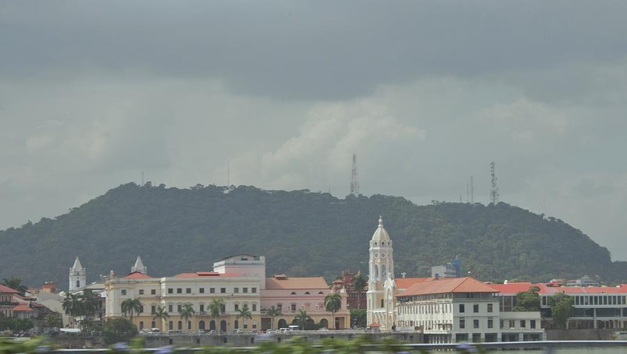 Casco Viejo Panama by Magda Levin-Gutierrez