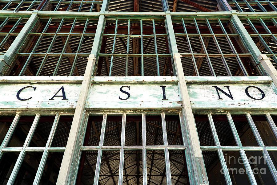 Casino Photograph - Casino by John Rizzuto