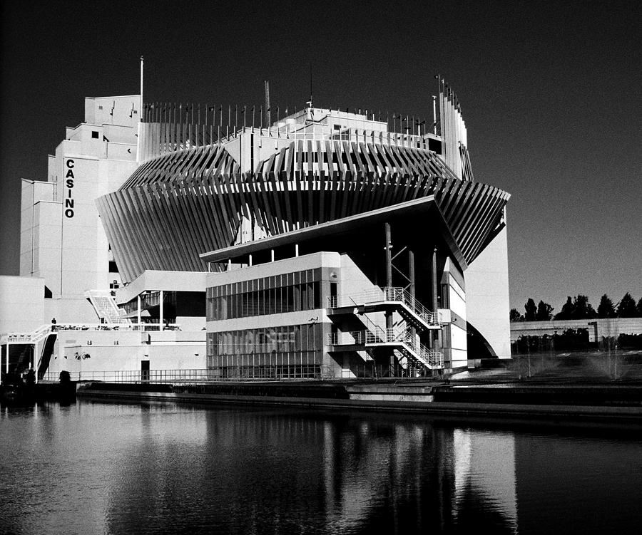 North America Photograph - Casino Montreal by Juergen Weiss