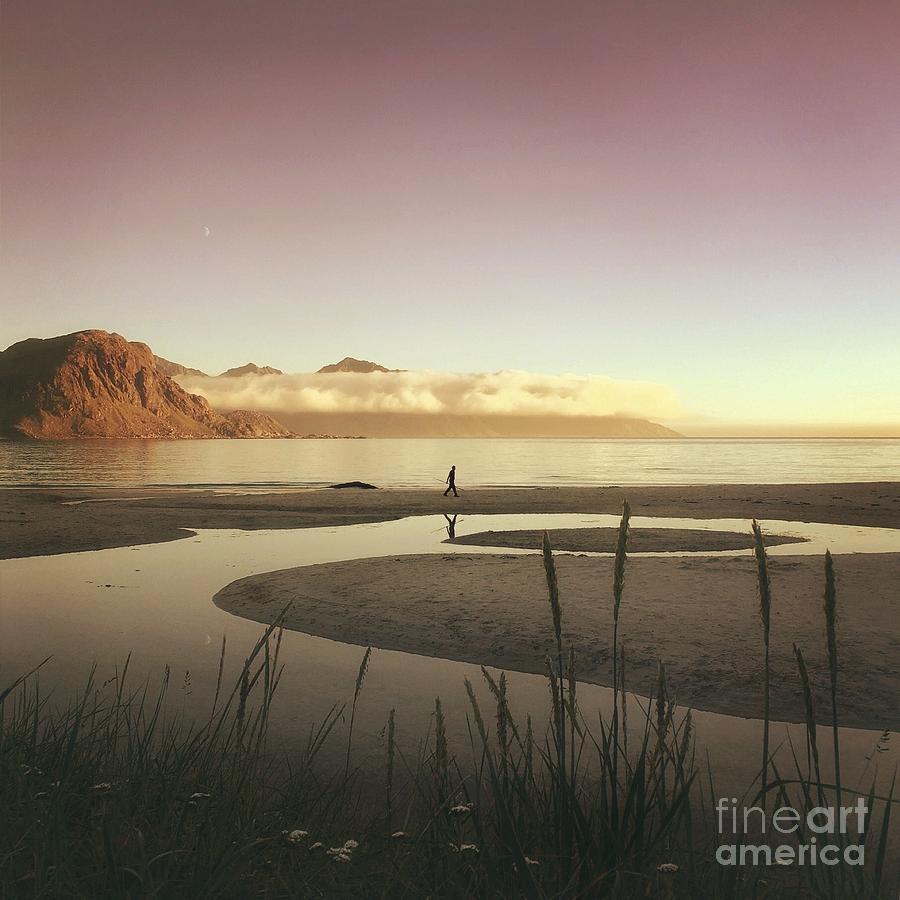 Beach Photograph - Castaway by Mariko Klug