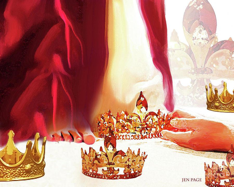 Casting Crowns by Jennifer Page