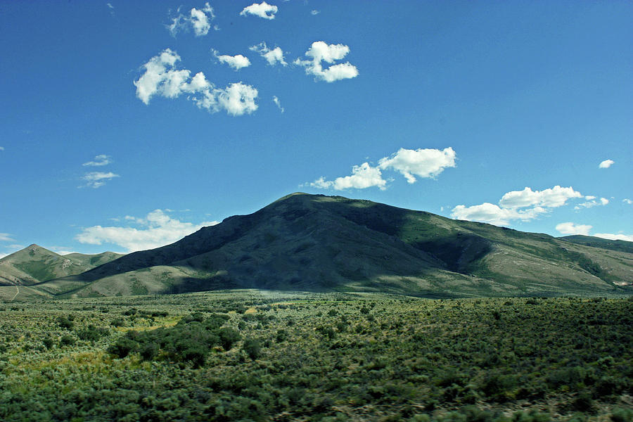 Nevada Photograph - Casting Shadows by Kami McKeon