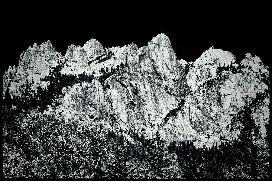 Castle Crags by Roger Passman