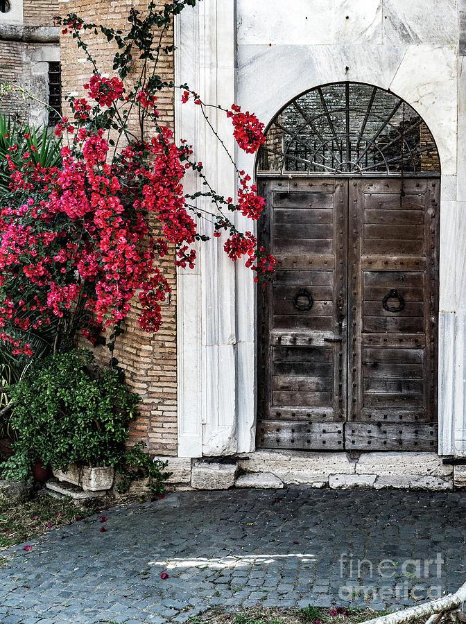 Italia Photograph - Castle Gate by Joseph Yarbrough