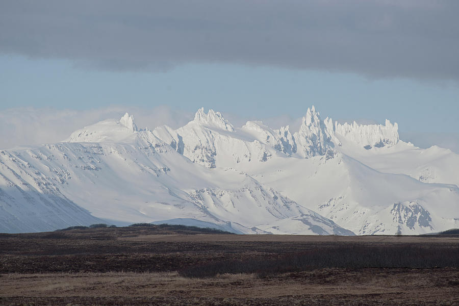 Izembec National Wildlife Refuge Castle Mountain Alaska Photograph