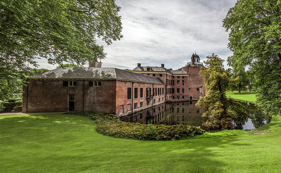 Castle Rosendael Photograph