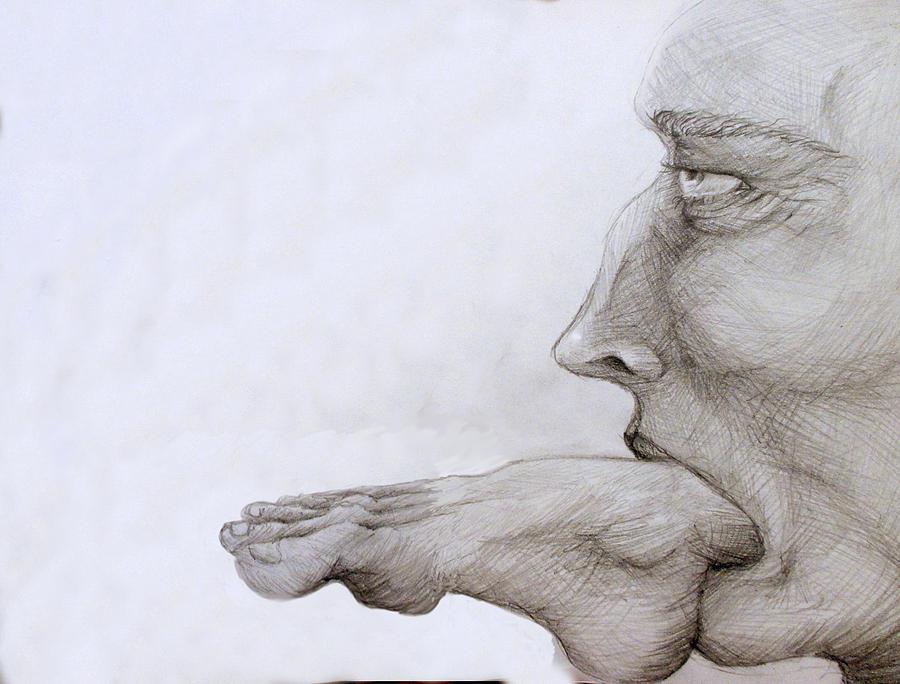 Foot Anatomy Drawings | Fine Art America