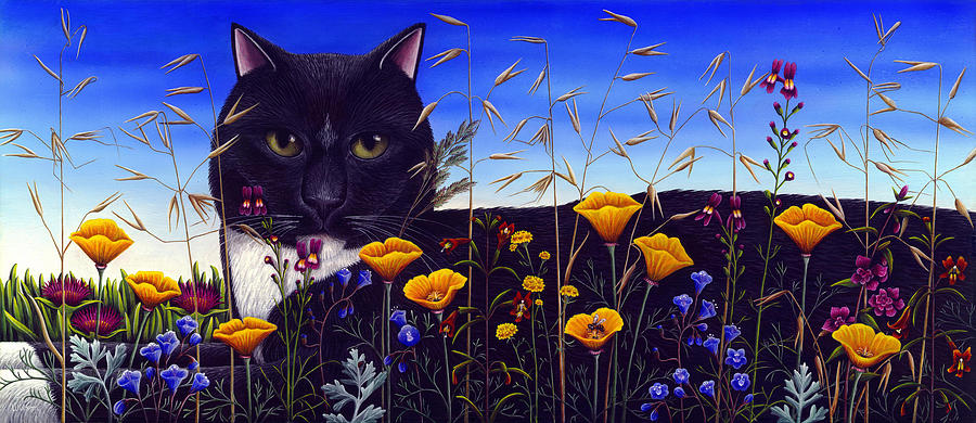 Paintings By Cat S Tails