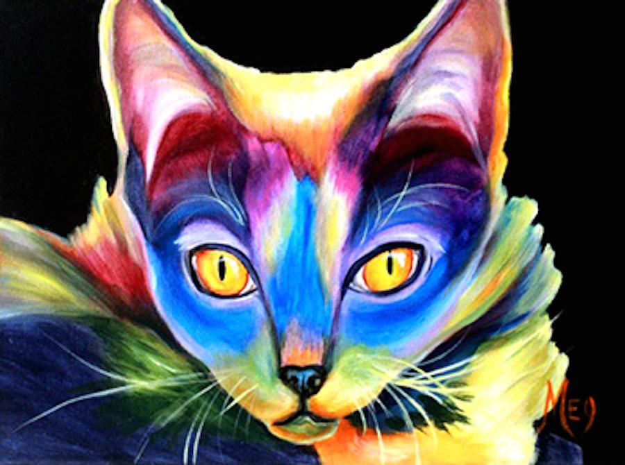 Cat1 by Meg Keeling
