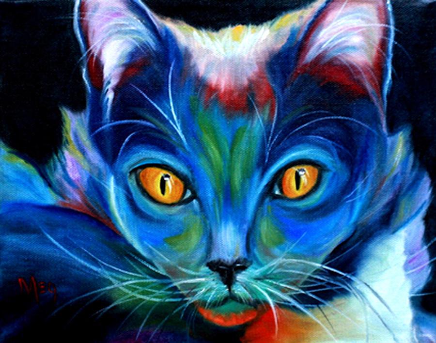 Cat3 by Meg Keeling