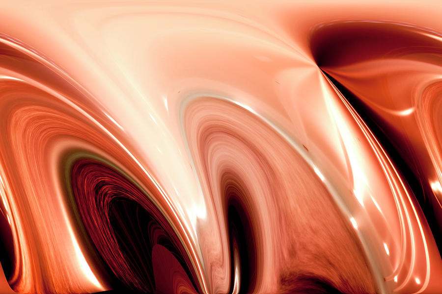 Abstract Photograph - Cataclysm by Eric Christopher Jackson