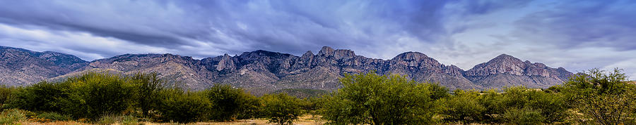 Catalina Mountains P1 by Mark Myhaver
