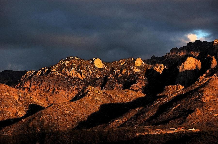 Landscape Photograph - Catalina Sunset by Robert Ashbaugh