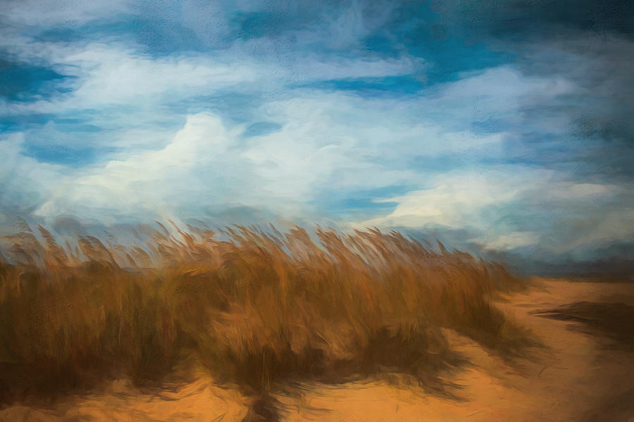 Catch The Wind by John Kimball
