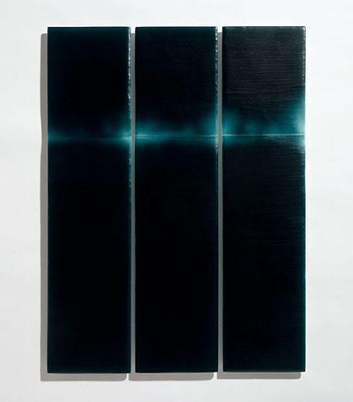 Glass Glass Art - Catching Light by Lisa Cahill