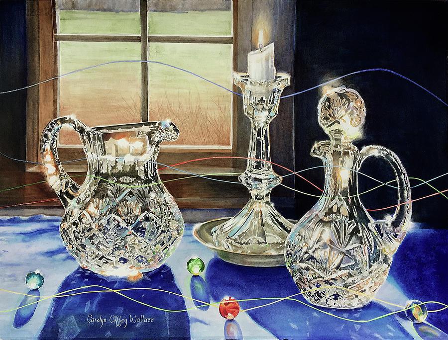 Catching Rays by Carolyn Coffey Wallace