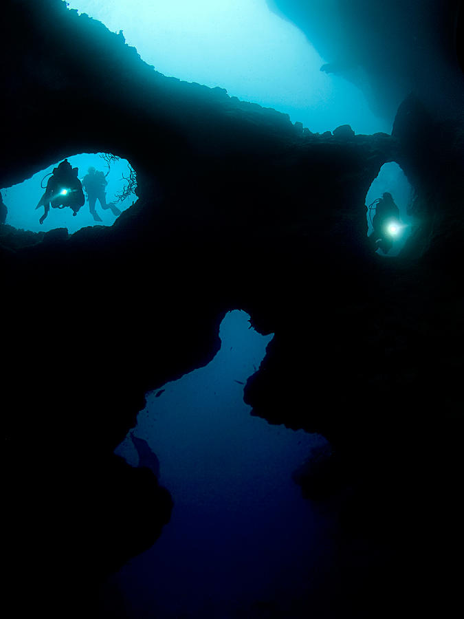 Pescador Photograph - Cathedral At Pescador Island by Henry Jager