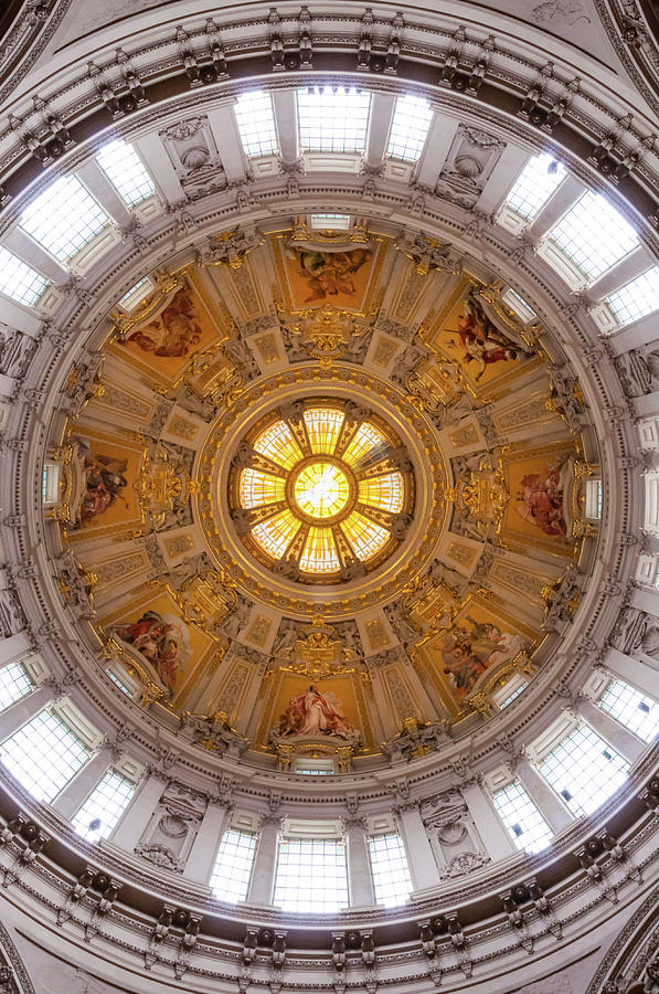 Cathedral Dome  by Geoff Smith