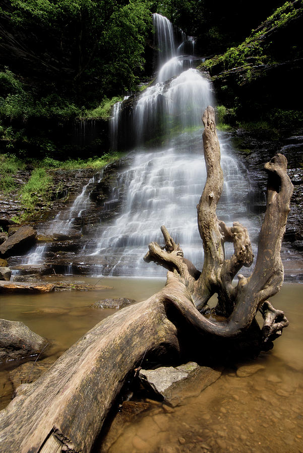 Cathedral Falls Photograph