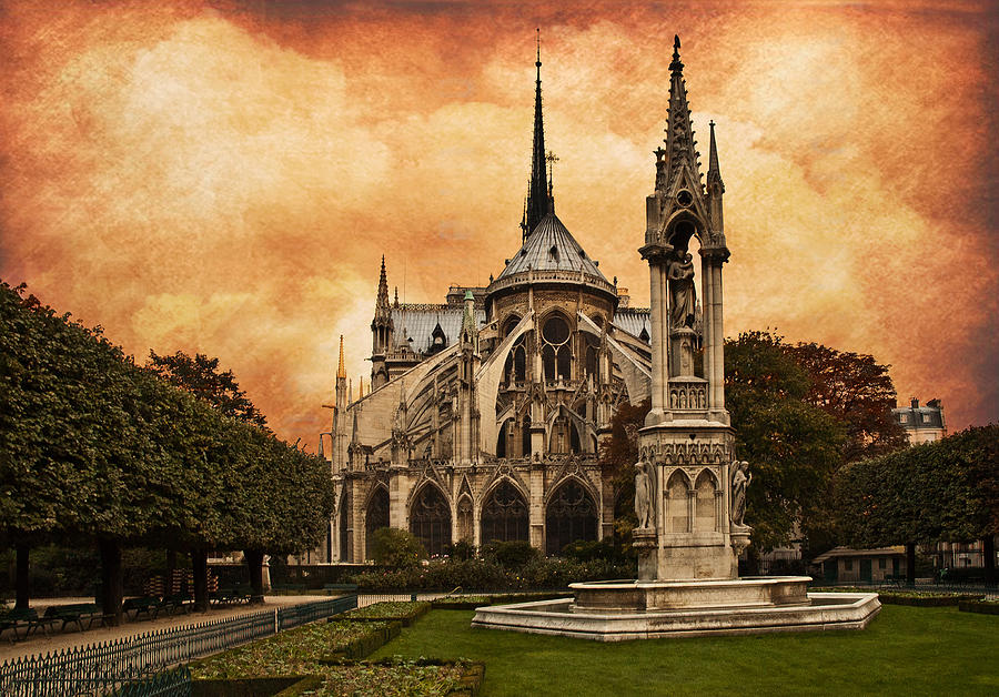 Cathedral Digital Art - Cathedral by Mick Burkey