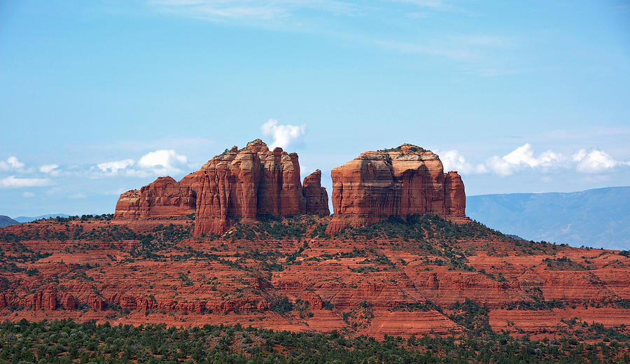 Cathedral Rock Photograph by Kelly Wade