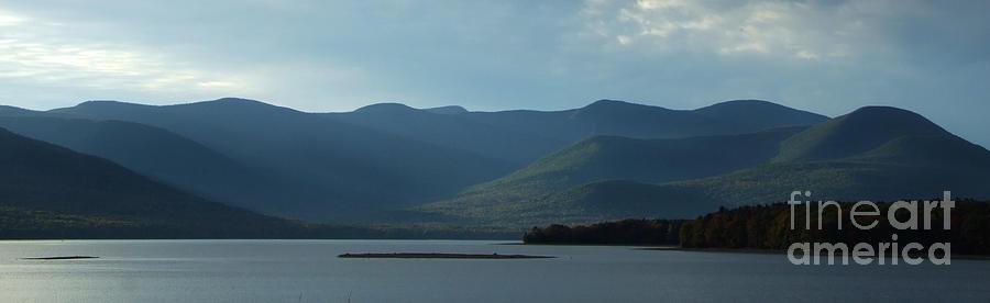 Upstate New York Photograph - Catskill Mountains Panorama Photograph by Kristen Fox