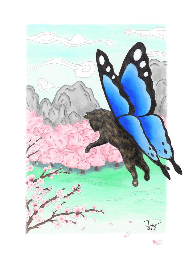 Catterfly Revisited by Derek Motonaga