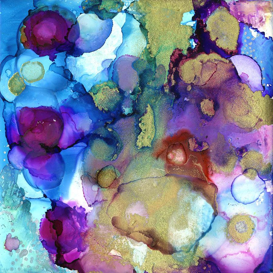 Cava Cava Oceans by Pat Saunders-White