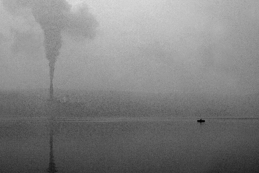 Solitude Photograph - Cayuga Solitude by Jean Macaluso