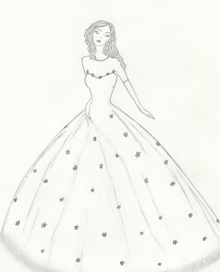 Cb23 Drawing by Christine Corretti