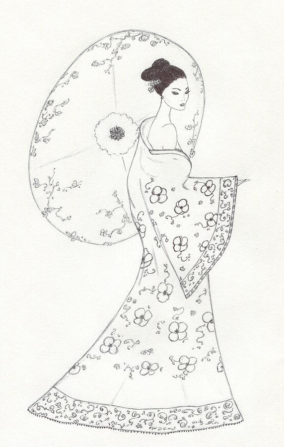 Cb29 Drawing by Christine Corretti