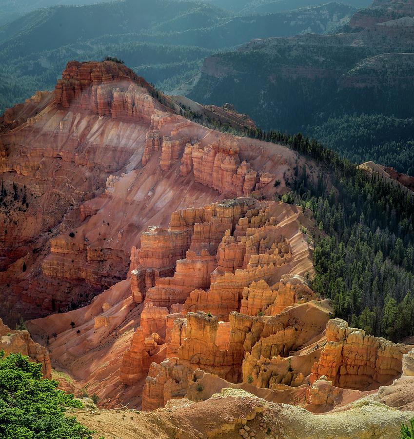 Utah Photograph - Cedar Breaks National Monument by Michael Just
