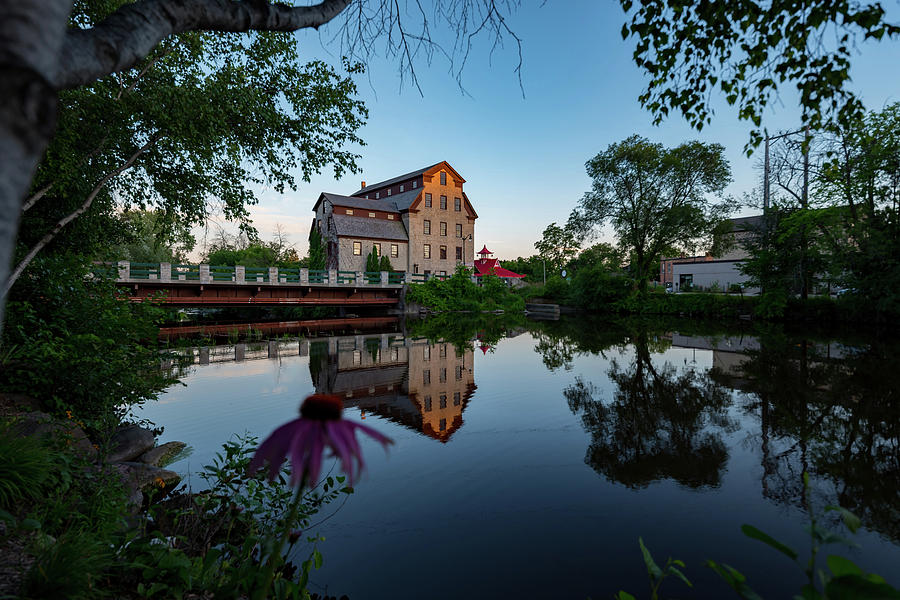 Cedarburg Mill Summer Night by James Meyer