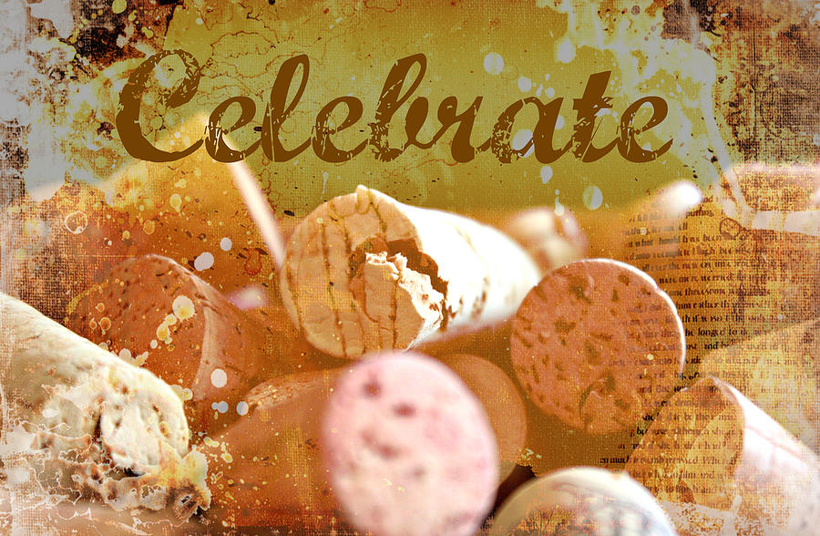 Celebrate Photograph - Celebrate by Cathie Tyler