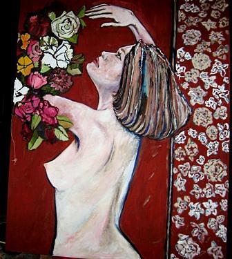 Celebrate Life Julian Painting by Lila Witt Locati